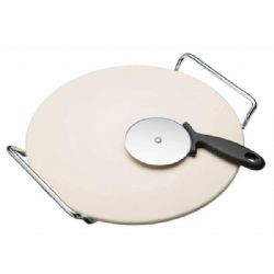 Pizza Stone & Cutter| Bread | Buy Online Pizza Equipment & Flour | UK | Europe